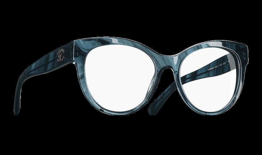 28944c61d9 La nueva colección de gafas Chanel para 2017 refleja a la perfección la  combinación de estos tres elementos. En las monturas para otoño ...